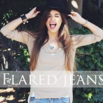 Round #2 : Flared Jeans