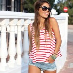 Red-Short-Stripes