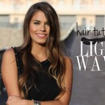 Hair tutorial : Light waves