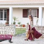 Portugal #2 : Burgundy