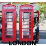 LONDON TRAVEL DIARY #1