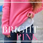 Bright Pink