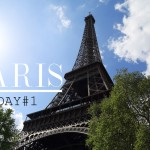 Trip diary: Paris day #1