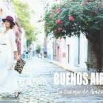 Favorite spots @ Buenos Aires