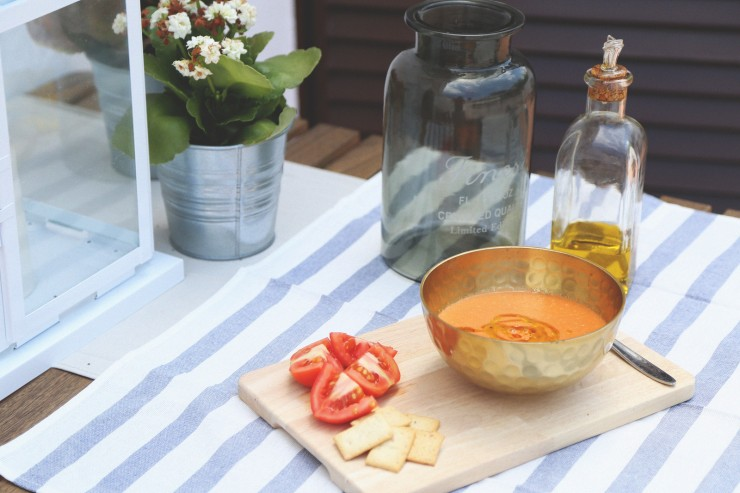 Typical Spanish: Gazpacho
