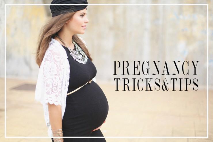Pregnancy Style : Tricks&Tips
