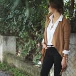 suede fringed jacket