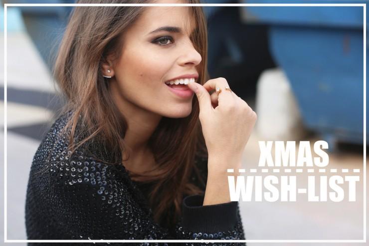 XMAS wish-list
