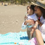 #SFDMaternity: A day at the beach