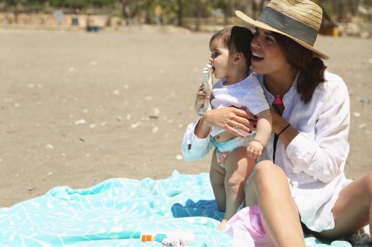 #SFDMaternity: A day at the beach