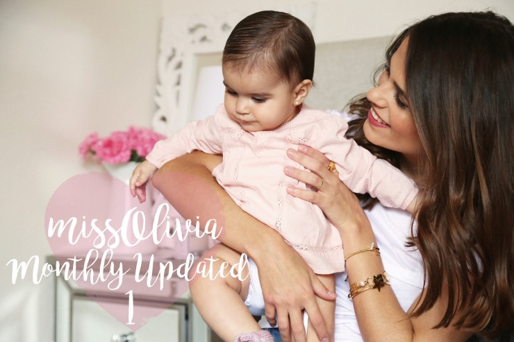 missOlivia Monthly Updated #1