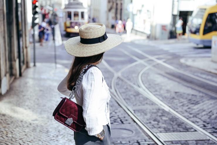 Lisboa #6: Grey culottes