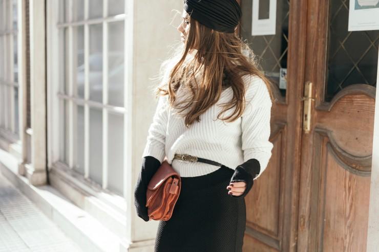 Layering sweaters