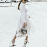 Heels, bags & vintage pieces