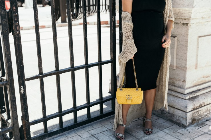 Pregnancy must-have: Bodycon Dress