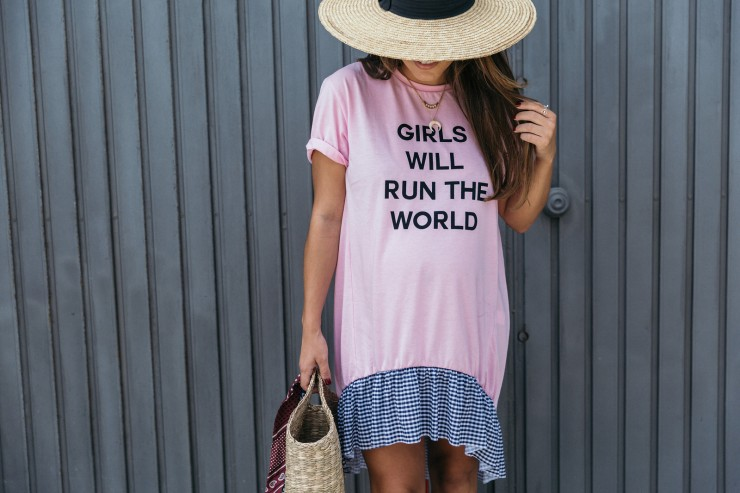 Girls will run the world!